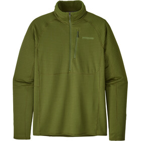 Patagonia M's R1 Pullover Sprouted Green